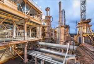 chemical plant PR3M6BU 1